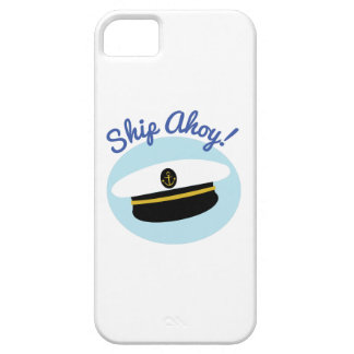 Ship Ahoy iPhone 5 Cover