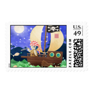 ship ahoy - stamps