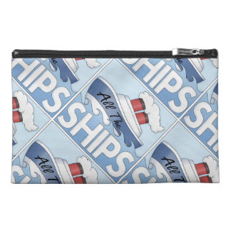 Ship All The Ships Travel Accessories Bag
