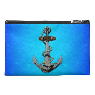 Ship Anchor Travel Accessory Bag