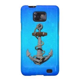 Ship Anchor Samsung Galaxy SII Covers