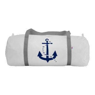 Ship & Anchor Gym Duffle Bag
