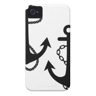 Ship Anchor iPhone 4 Cover