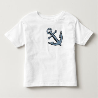 Ship Anchor Toddler T-shirt