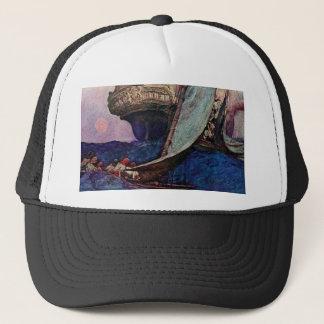 Ship Approach Trucker Hat
