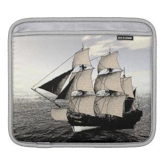 ship art  iPad sleeve