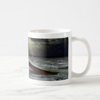 Ship Bottle Basic White Mug
