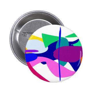 Ship 2 Inch Round Button