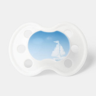 Ship clouds pacifier