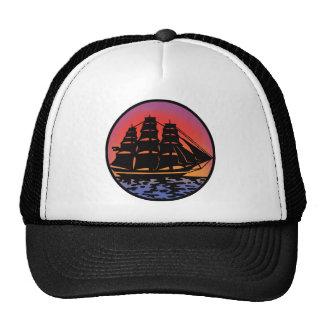 Ship - Color Trucker Hat