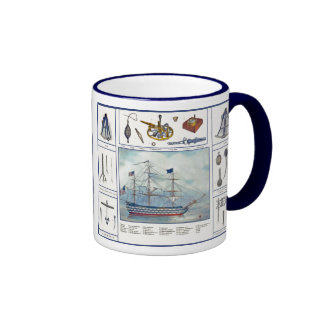 Ship & Furniture Ringer Mug