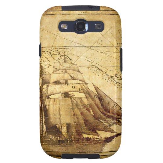 Ship Galaxy SIII Case
