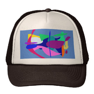 Ship Trucker Hat