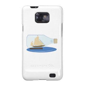 Ship in a Bottle Galaxy S2 Case