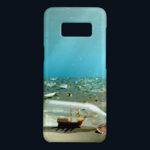 Ship-in-a-Bottle Wreck Galaxy Case
