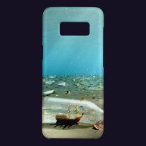 Ship-in-a-Bottle Wreck Galaxy Case