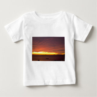 Ship In Open Water Tees