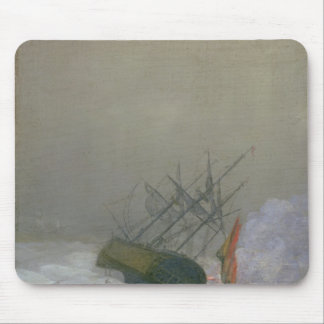 Ship in the Polar Sea, 12th December 1798 Mouse Pads