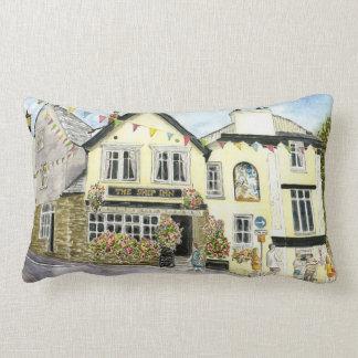 'Ship Inn (Fowey)' Pillow