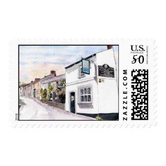 'Ship Inn (Lerryn)' Postage