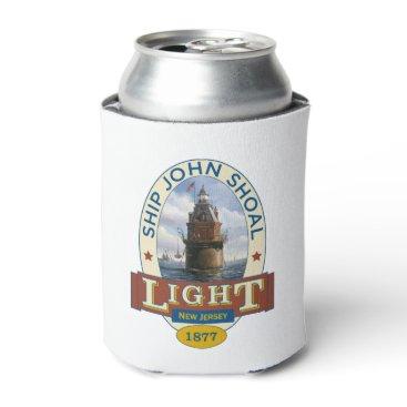 Ship John Shoal Lighthouse Can Cooler