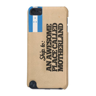 Ship me to Honduras iPod Touch 5G Cover