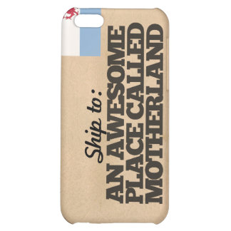 Ship me to Patagonia Case For iPhone 5C
