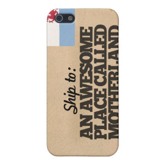 Ship me to Patagonia Case For iPhone 5