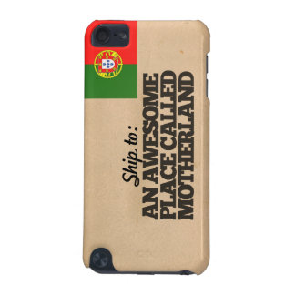 Ship me to Portugal iPod Touch 5G Covers