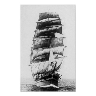 Ship Mount Stewart Print