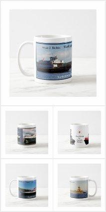 Ship mugs