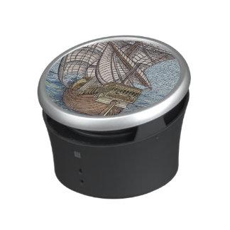 Ship of Columbus'Time' Speaker