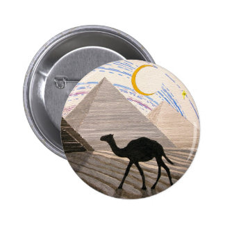 Ship of the Desert 2 Inch Round Button
