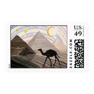Ship of the Desert Postage