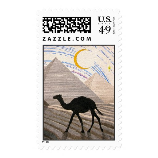 Ship of the Desert Stamps