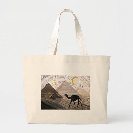 Ship of the Desert Tote Bag