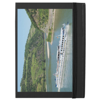 "Ship on the Rhine with Oberwesel iPad Pro 12.9"" Case"