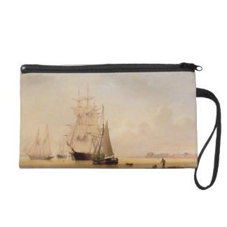 Ship Painting (oil on canvas) 2 Wristlet