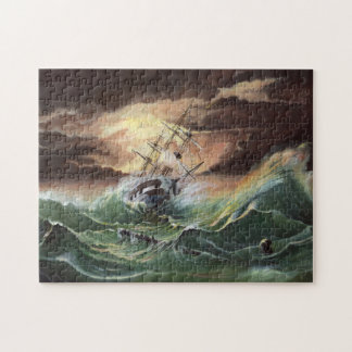 Ship Painting Puzzle