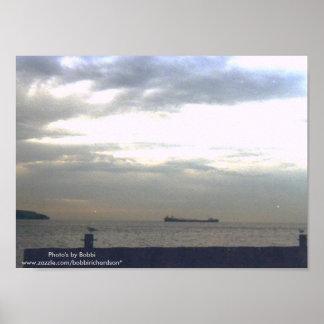 Ship, Photo's by Bobbiwww.zazzle.com/bobbiric... Poster