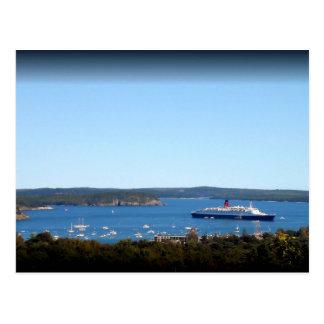 ship postcard