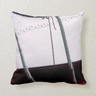 Ship & Ropes, pillow