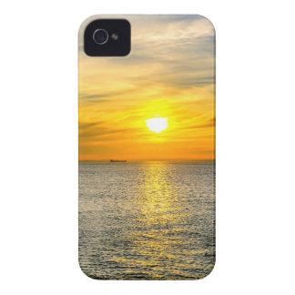 Ship Sunrise iPhone 4 Case-Mate Cases