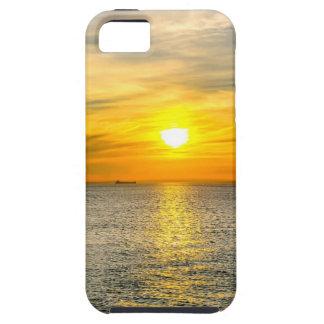 Ship Sunrise iPhone 5 Cover