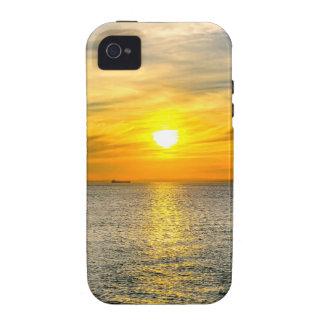 Ship Sunrise iPhone 4 Cover