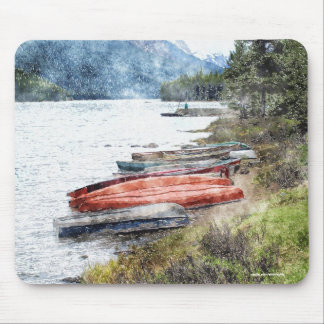 Ship, Trawlers Artwork for Boaters Mouse Pad