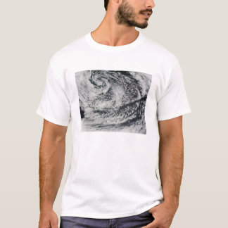 Ship-wave-shaped wave clouds 2 T-Shirt