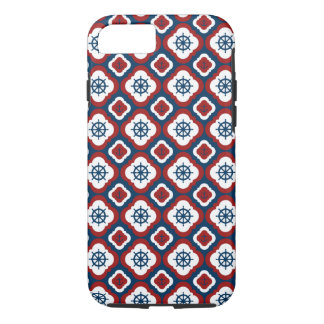 Ship Wheels and Anchors iPhone 8/7 Case