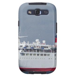 Ship Wisteria Samsung Galaxy S3 Cover