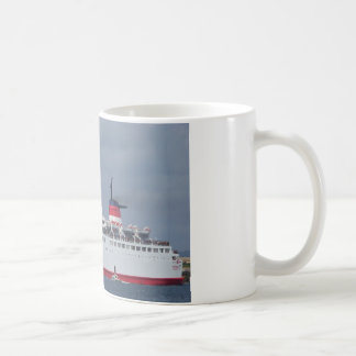 Ship Wisteria. Coffee Mug